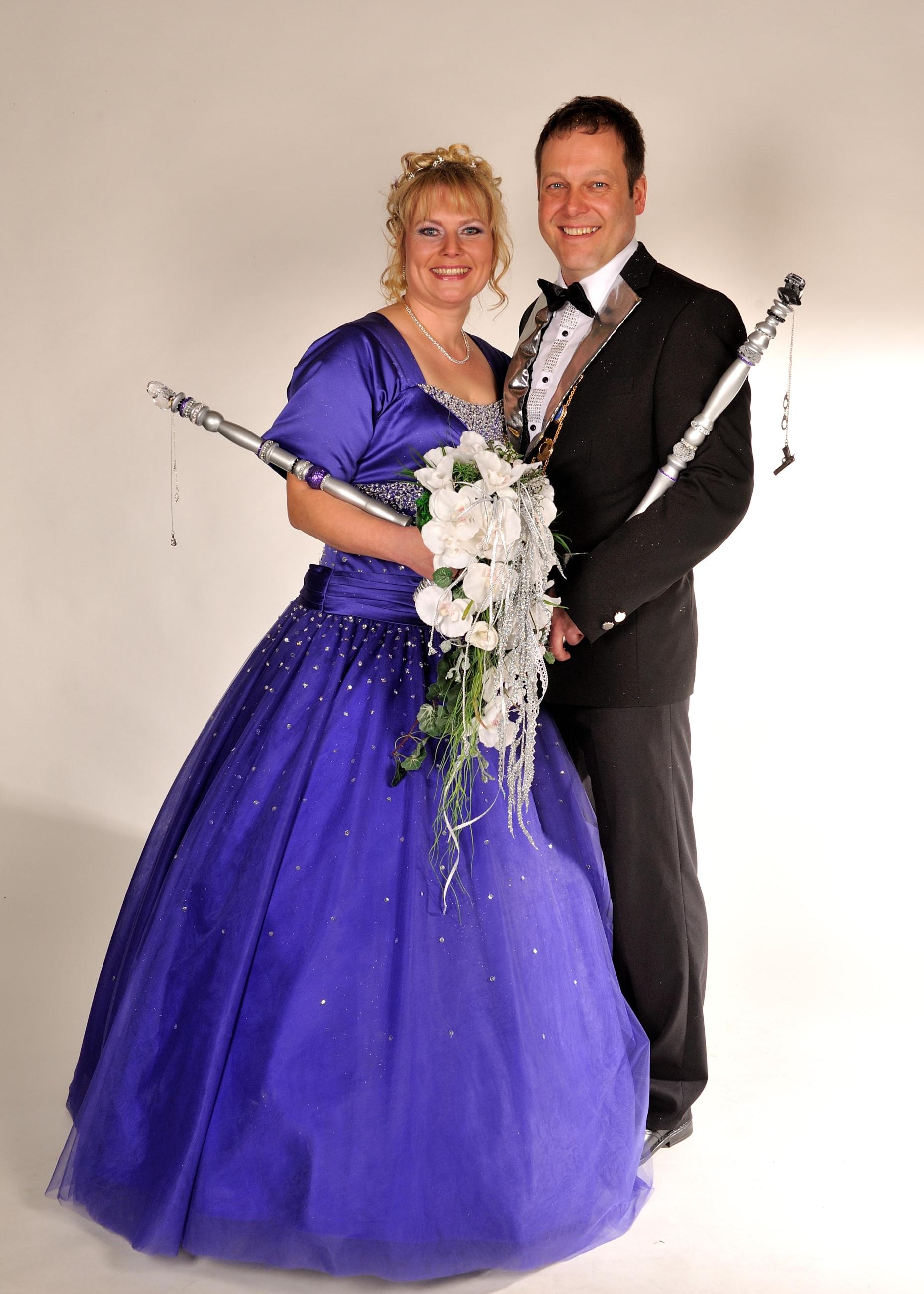 Prinzenpaar 2016