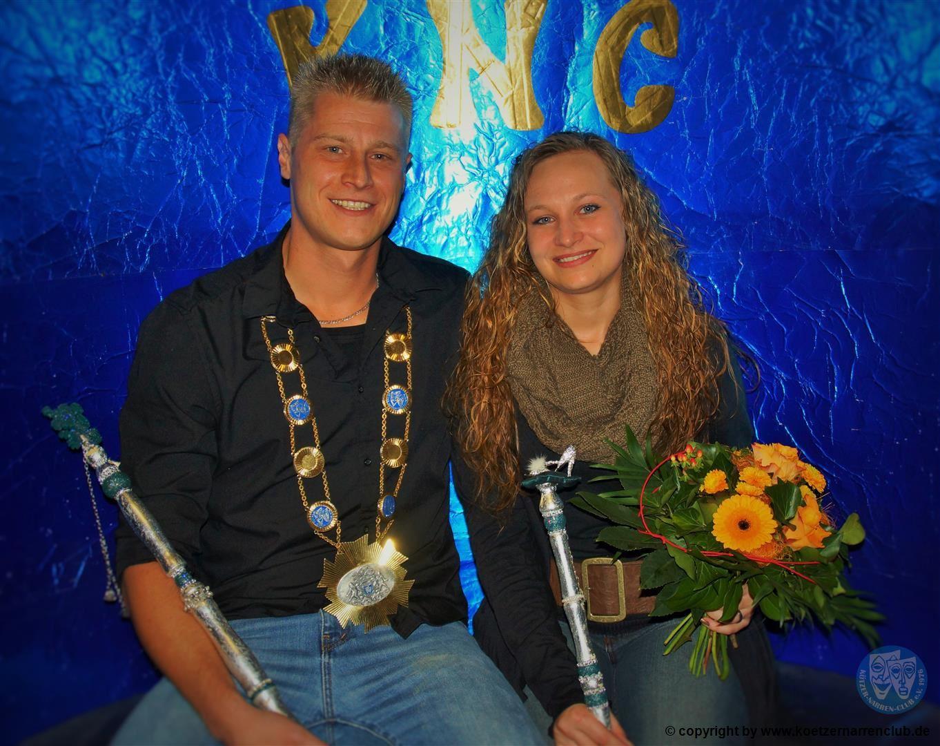 Grosses Prinzenpaar 2014